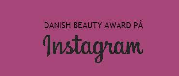 Danish Beauty Award på Instagram