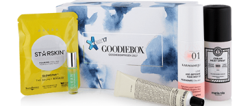 GOODIEBOX AWARD 2018