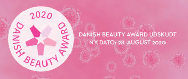 DANISH BEAUTY AWARD 2020 ER UDSAT